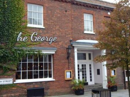 The George At Baldock Hotel Bar And Restaurant Baldock