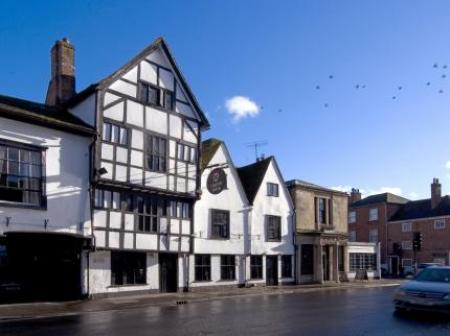 Historic small hotel in salisbury wiltshire the chapter for Small historic hotels