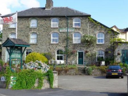 The Cedars Guesthouse, Builth Wells