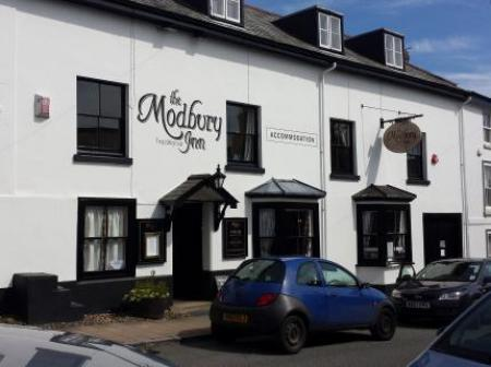 The Modbury Inn, Modbury, Devon