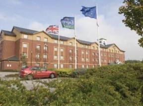 Express by Holiday Inn Stoke-on-Trent Stoke-on-Trent