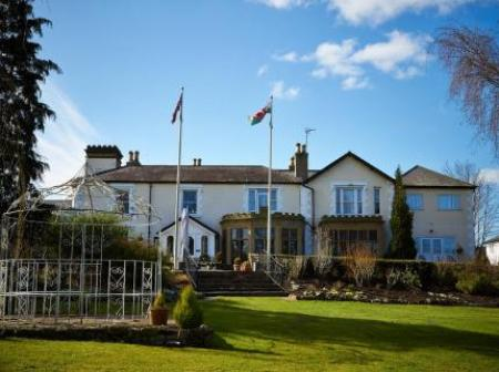 Northop Hall Country House Hotel, Mold