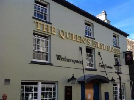 The Queens Head, Tavistock