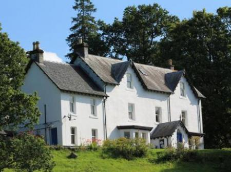 Tirindrish House Spean Bridge
