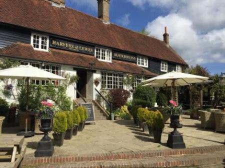 The Blackboys Inn, Blackboys, East Sussex
