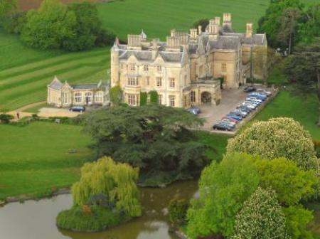 Dumbleton Hall Evesham