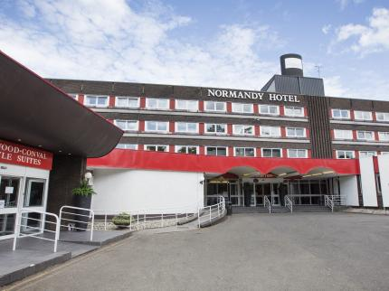 Normandy Hotel Glasgow Airport Glasgow