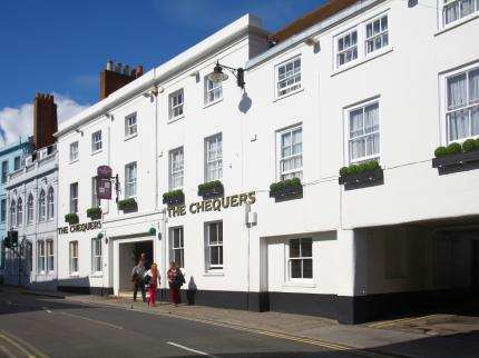 The Chequers Hotel Newbury