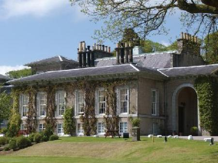 Thainstone House Hotel And Spa Inverurie