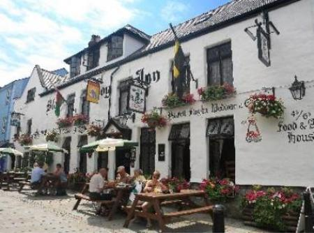 The Black Boy Inn Caernarfon