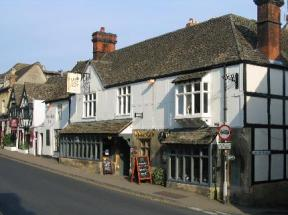 The White Hart Inn Winchcombe