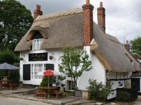 The Plough Inn, Clifton Hampden, Oxfordshire