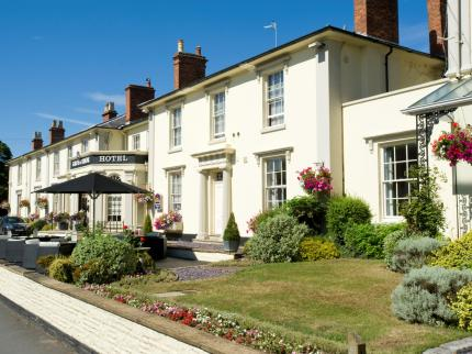 Best Western Grosvenor Hotel Knowle