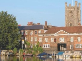The Red Lion Hotel, Henley-on-Thames