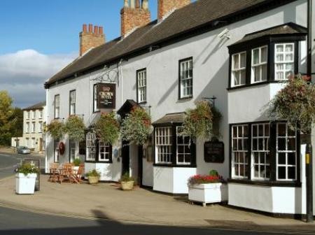 Best Western Crown Hotel Boroughbridge