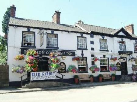 Red Lion Coaching Inn Ellesmere