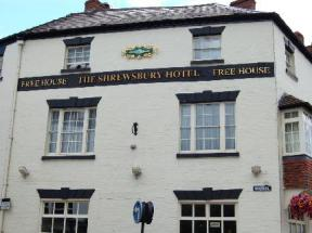 The Shrewsbury Hotel Shrewsbury