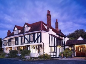 Marygreen Manor Hotel Polstead