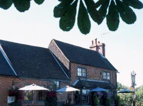 Chequers Inn Hotel, Wooburn Common