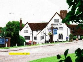 Roebuck Inn Best Western Hotel Stevenage