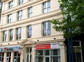 Shaftesbury House Serviced Apartments Birmingham
