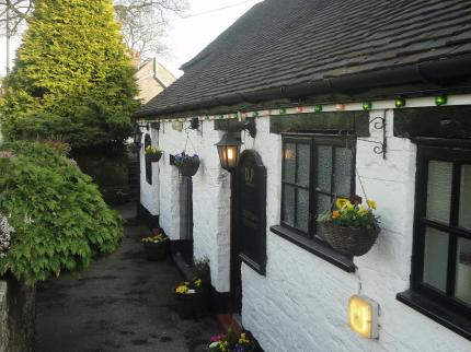 The Dog and Partridge Country Inn, Ashbourne