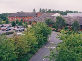 The Holiday Inn Telford Ironbridge, Telford