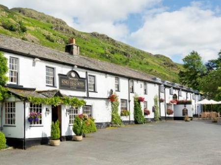 The King's Head Inn, Keswick, Cumbria