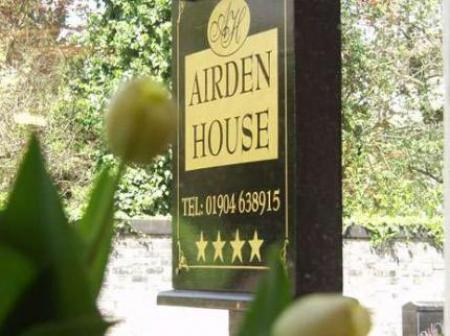 Airden House York