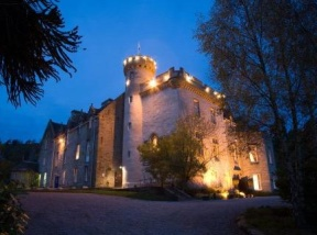 Tulloch Castle Spean Bridge