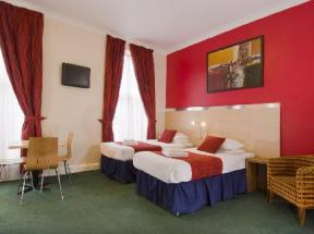 Comfort Inn & Suites Kings Cross London