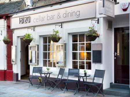 18/20 Cellar Bar Dining & Rooms Keswick