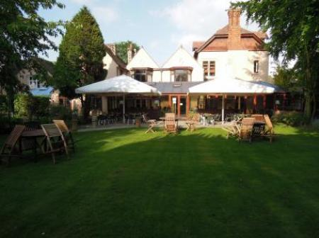 Rosery Country House Hotel Newmarket