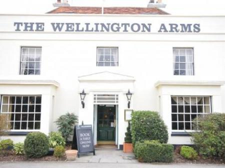 The Wellington Arms Hotel Basingstoke