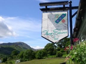 Three Shires Inn Little Langdale