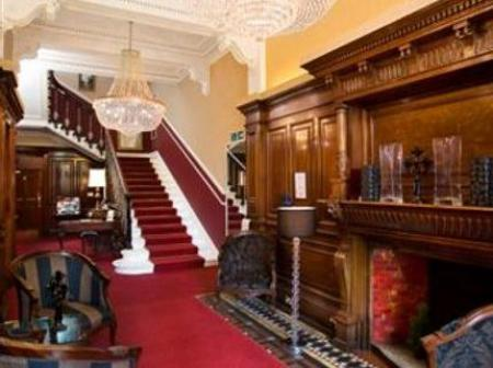 Ballantrae Hotel At The West End Edinburgh