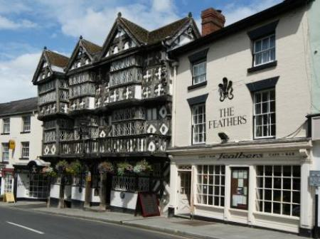 The Feathers Hotel Kimbolton