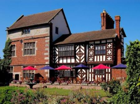 The Albright Hussey Manor Hotel Shrewsbury