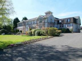 Rosslea Hall Country House Hotel Rhu
