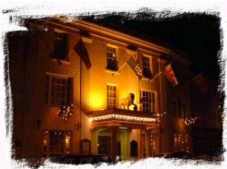 The White Lion Hotel, Upton-upon-Severn, Worcestershire