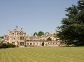 Rushton Hall Peterborough