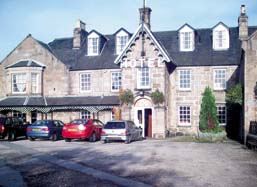 Huntly Arms Hotel Aboyne