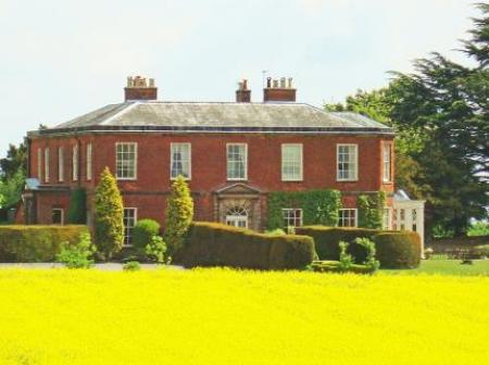 Dovecliff Hall Hotel Burton-on-Trent
