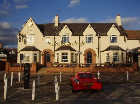 Unicorn Hotel By Marstons Inns Gunthorpe