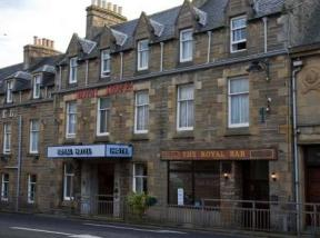 The Royal Hotel Thurso Thurso