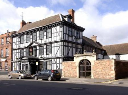 The Tudor House Hotel, Tewkesbury