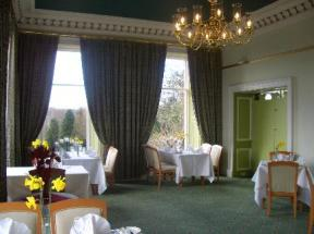 Kirkconnel Hall Hotel, Lockerbie