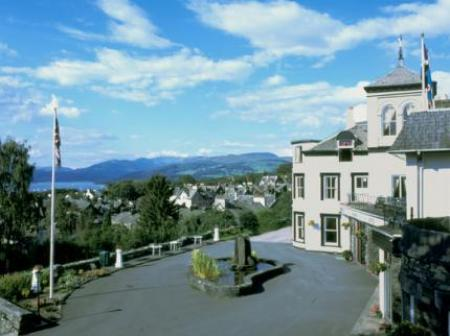 Historic Hotel In Bowness On Windermere Cumbria Hydro Hotel