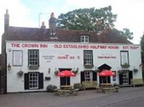Historic small hotel in sarre kent crown inn for Small historic hotels