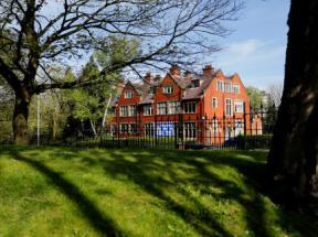 Best Western Broadfield Park Hotel Sparrow Hill Rochdale
